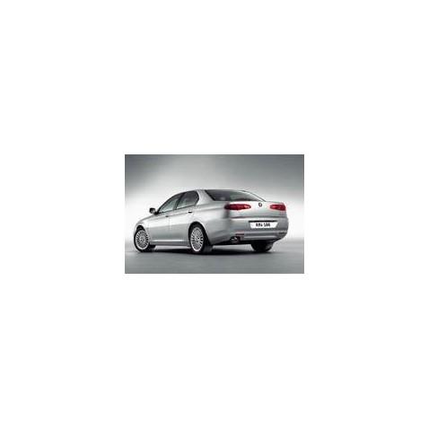 Kit film solaire Alfa Romeo 166 Berline 4 portes (1998 - 2005)