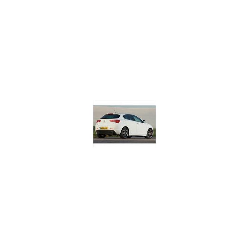 Kit film solaire Alfa Romeo Giulietta 5 portes (2010 - 2020)