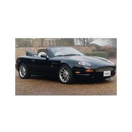 Kit film solaire Aston Martin DB7 (1) Open Top Cabriolet 2 portes (1993 - 2004)