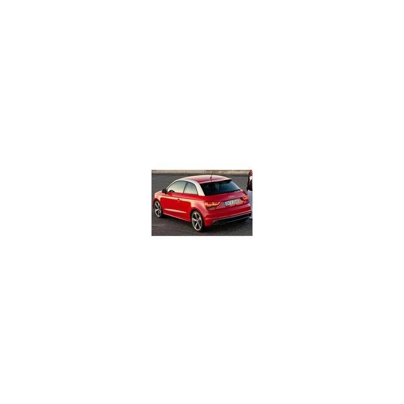 Kit film solaire Audi A1 (1) Coupe 3 portes (2010 - 2018)