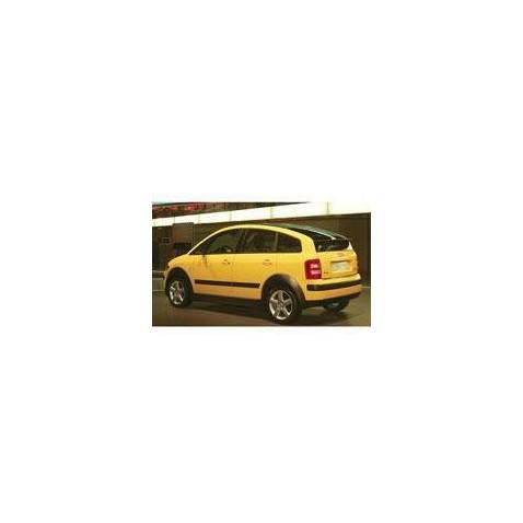 Kit film solaire Audi A2 (1) 5 portes (2000 - 2006)