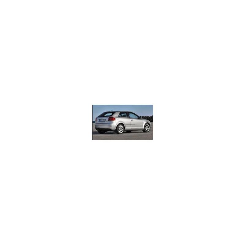 Kit film solaire Audi A3 (2) 3 portes (2003 - 2012)