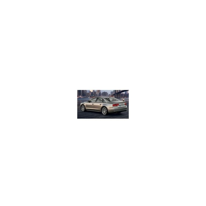 Kit film solaire Audi A8 (3) Courte Berline 4 portes (depuis 2010)