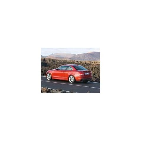 Kit film solaire Bmw Serie 1 (1) Coupe 2 portes (2007 - 2015)