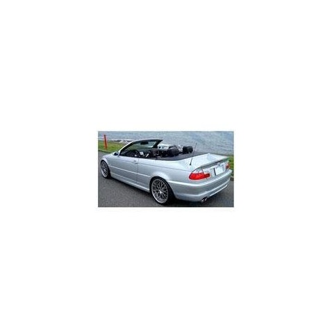 Kit film solaire Bmw Serie 3 (4) Cabriolet 2 portes (1999 - 2005)