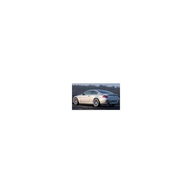 Kit film solaire Bmw Serie 6 (2) Coupe 2 portes (2003 - 2012)