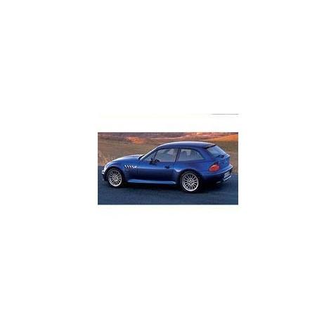 Kit film solaire Bmw Z3 Coupe 2 portes (1996 - 2003)