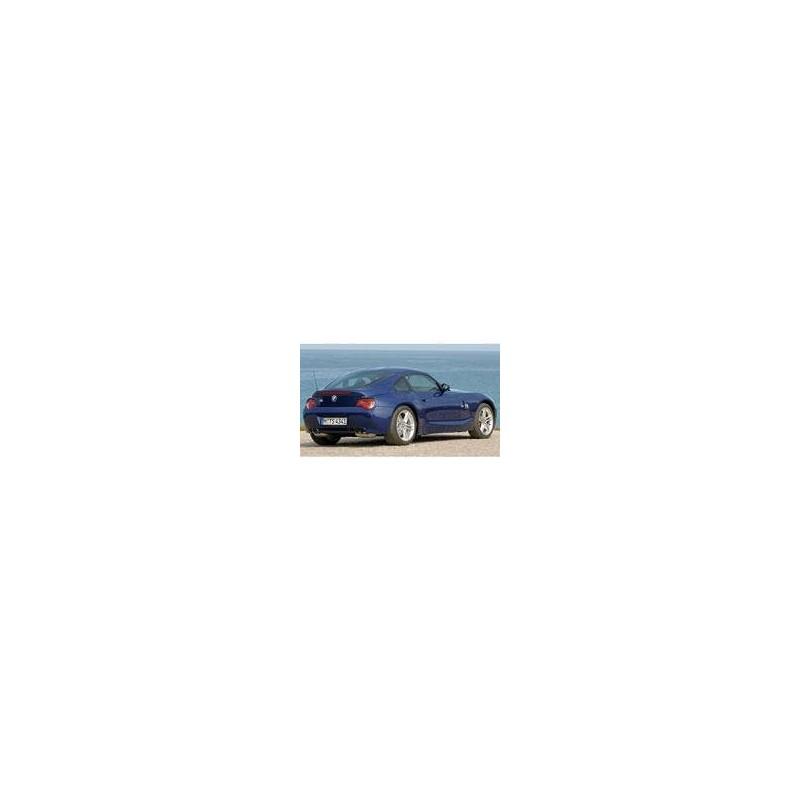 Kit film solaire Bmw Z4 (1) Roadster Coupe 3 portes (2004 - 2010)