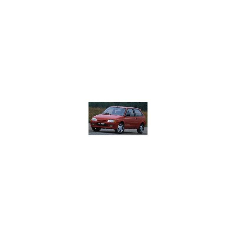 Kit film solaire Citroën AX 3 portes (1986 - 1998)