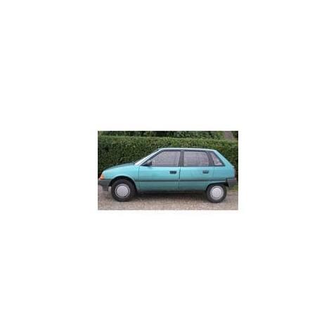Kit film solaire Citroën AX 5 portes (1986 - 1998)