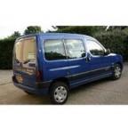 Kit film solaire prédécoupé Peugeot 607 4 portes (Depuis 2000)