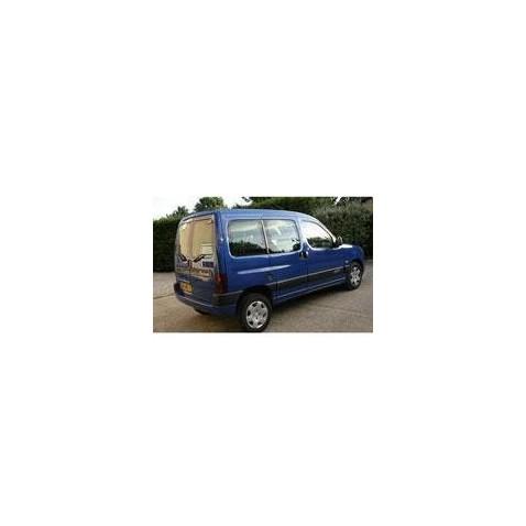 Kit film solaire Citroën Berlingo (1) 6 portes (1996 - 2008) avec 2 portes latérale et 2 portes arrière