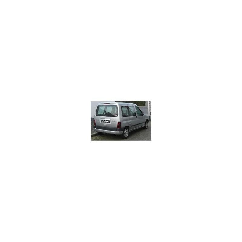 Kit film solaire Citroën Berlingo (1) 5 portes (1996 - 2008) avec 2 portes latérales et hayon