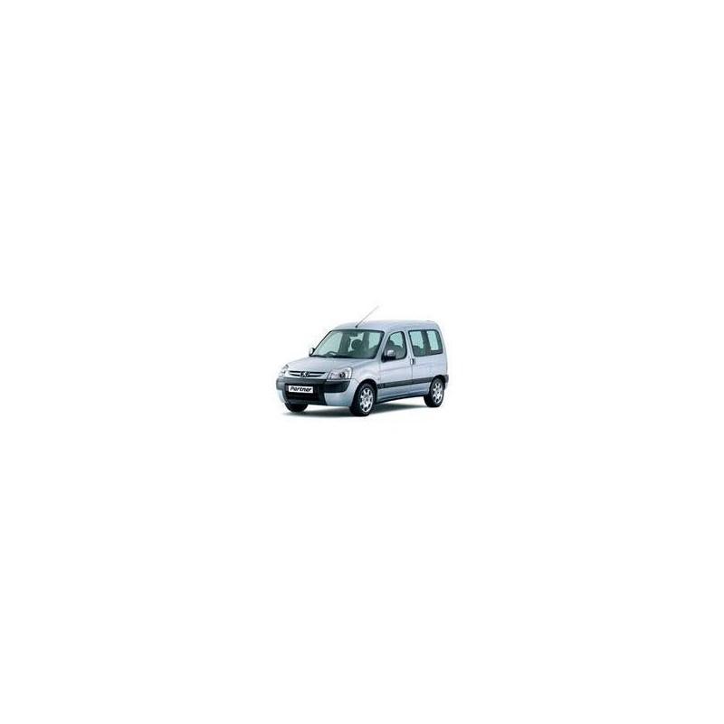 Kit film solaire Citroën Berlingo (1) 3 portes (1996 - 2008) sans porte laterale et hayon