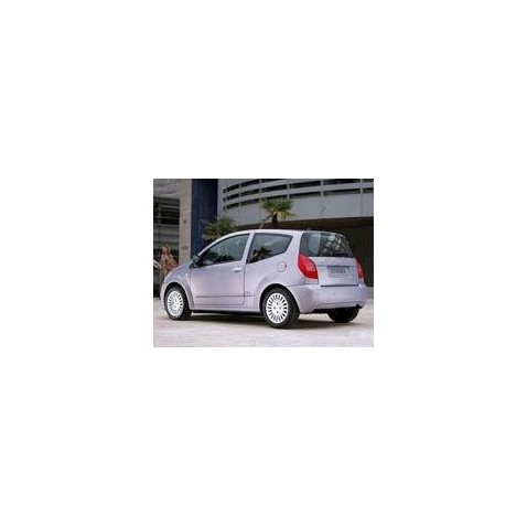 Kit film solaire Citroën C2 3 portes (2003 - 2011)
