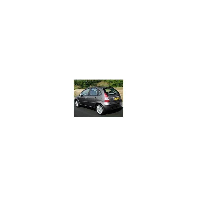 Kit film solaire Citroën C3 (1) 5 portes (2002 - 2009)