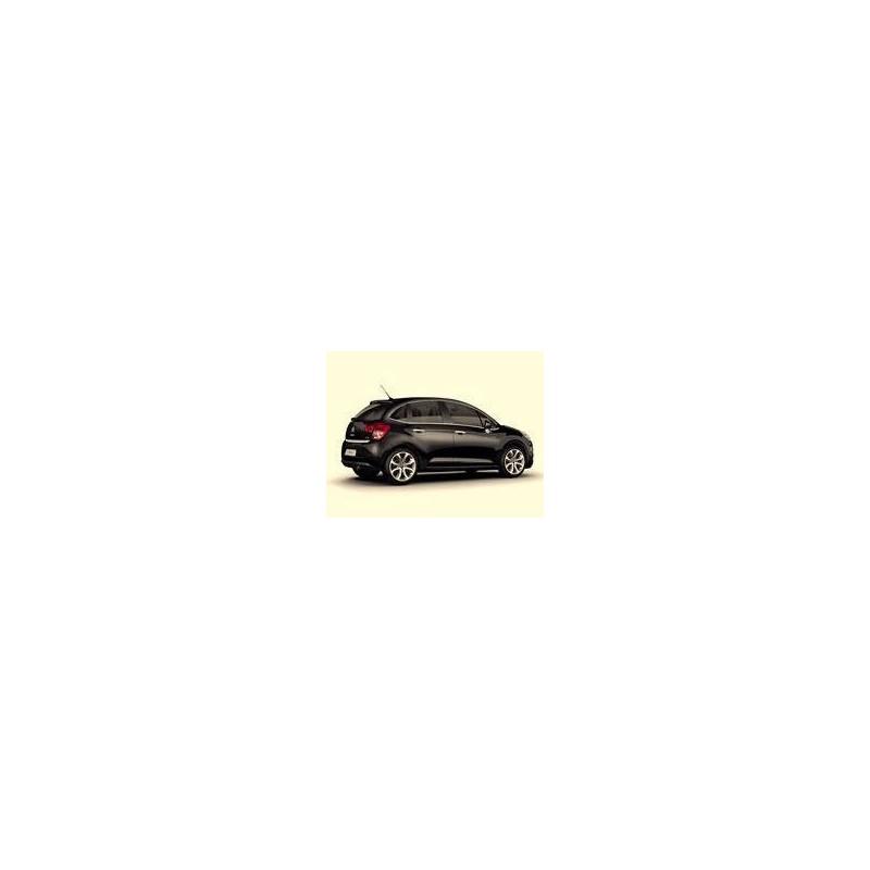 Kit film solaire Citroën C3 (2) 5 portes (2009 - 2016)