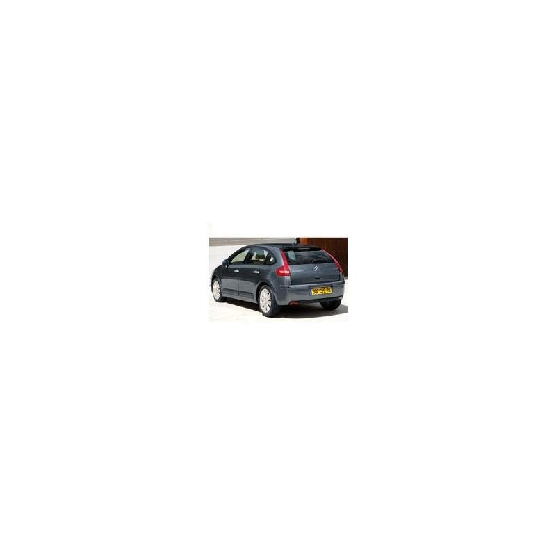 Kit film solaire Citroën C4 (1) 5 portes (2004 - 2011)