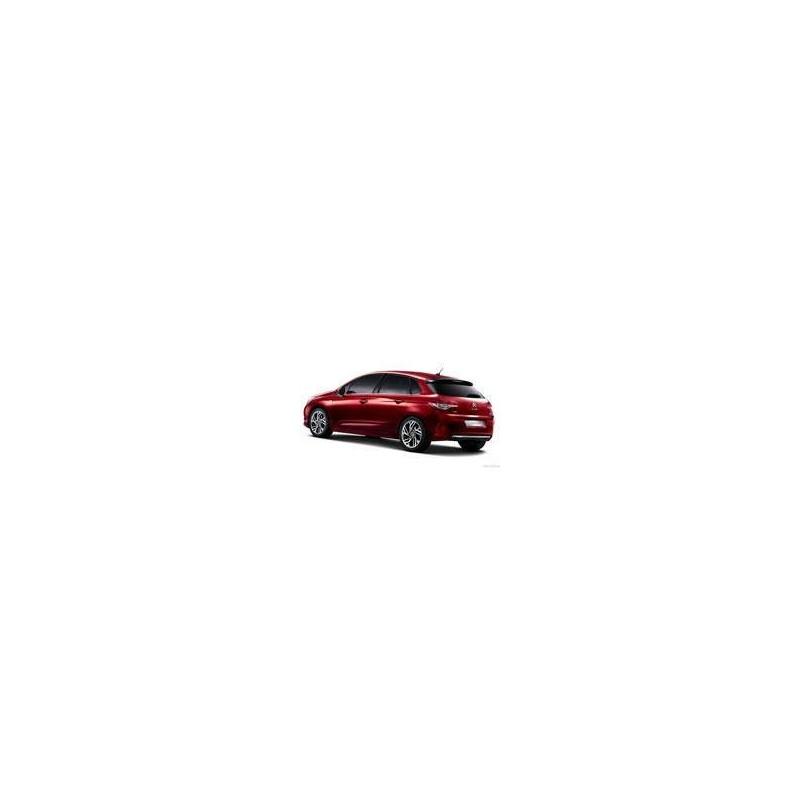 Kit film solaire Citroën C4 (2) 5 portes (2010 - 2018)