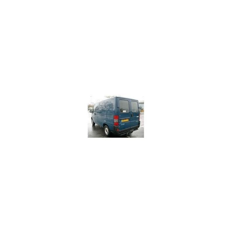 Kit film solaire Citroën Jumper (1) Utilitaire 4 portes (1994 - 2006) 2 portes arrières
