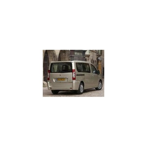 Kit film solaire Citroën Jumpy (2) Court 4 portes (2007 - 2017) hayon