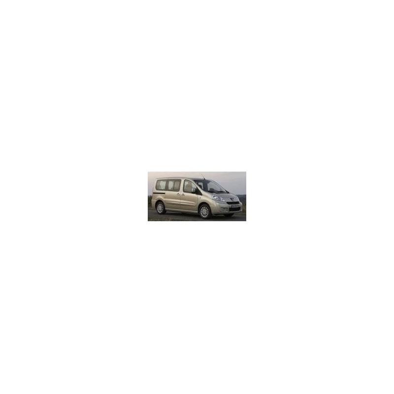 Kit film solaire Citroën Jumpy (2) Court 5 portes (2007 - 2017) avec 2 portes arrières