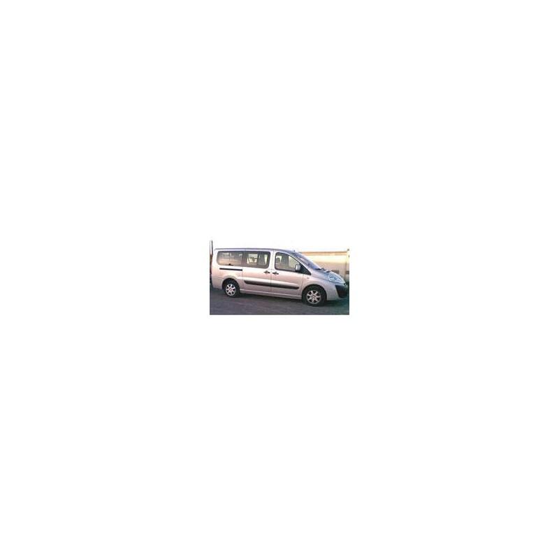 Kit film solaire Citroën Jumpy (2) Long 4 portes (2007 - 2017)