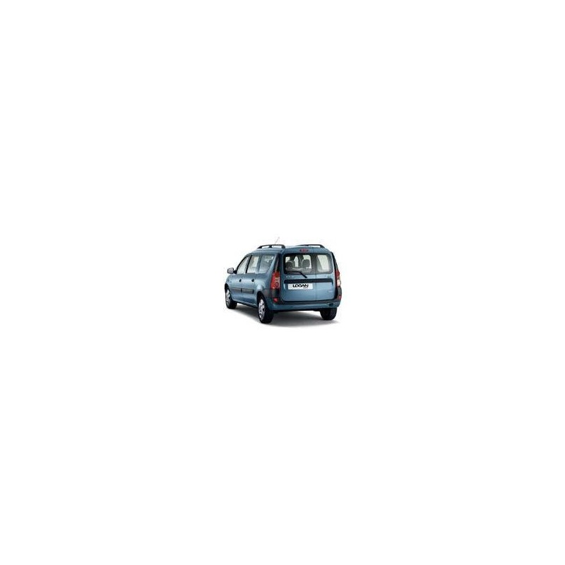 Kit film solaire Dacia Logan (1) MCV Break 6 portes (2007 - 2013)