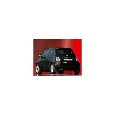 Kit film solaire Fiat 500 (1) 3 portes (depuis 2007)