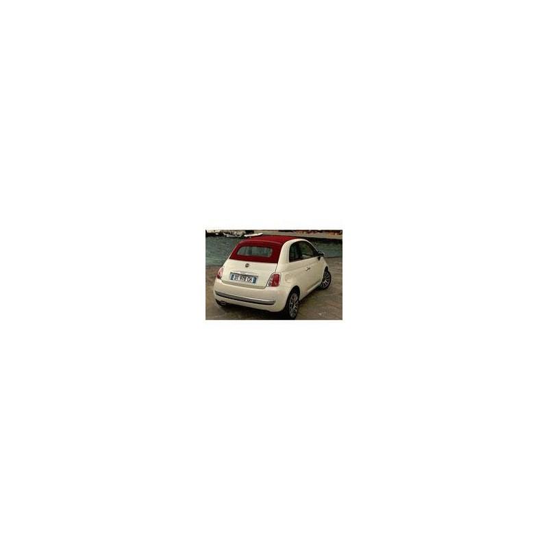 Kit film solaire Fiat 500 (1) Cabriolet 2 portes (depuis 2009)