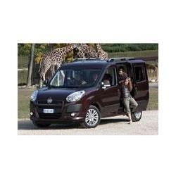 Kit film solaire Fiat Doblo (2) Maxi 6 portes (depuis 2009) vitres decendante et 2 portes arrières