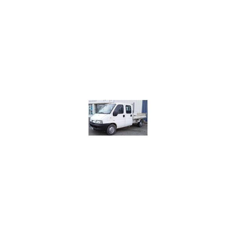 Kit film solaire Fiat Ducato (1) Double Cabine Pick-Up 4 portes (1994 - 2006)