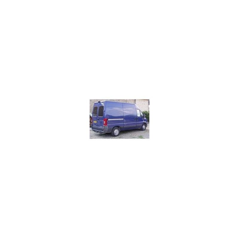 Kit film solaire Fiat Ducato (1) Utilitaire 4 portes (1994 - 2006) 2 portes arrières surélevées