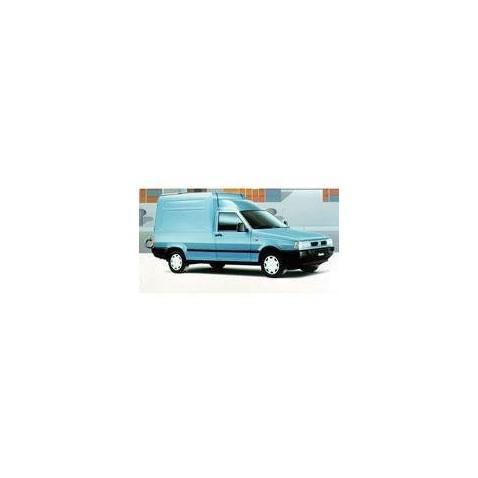 Kit film solaire Fiat Fiorino (1) Utilitaire 4 portes (1977 - 2009) 2 portes arrières