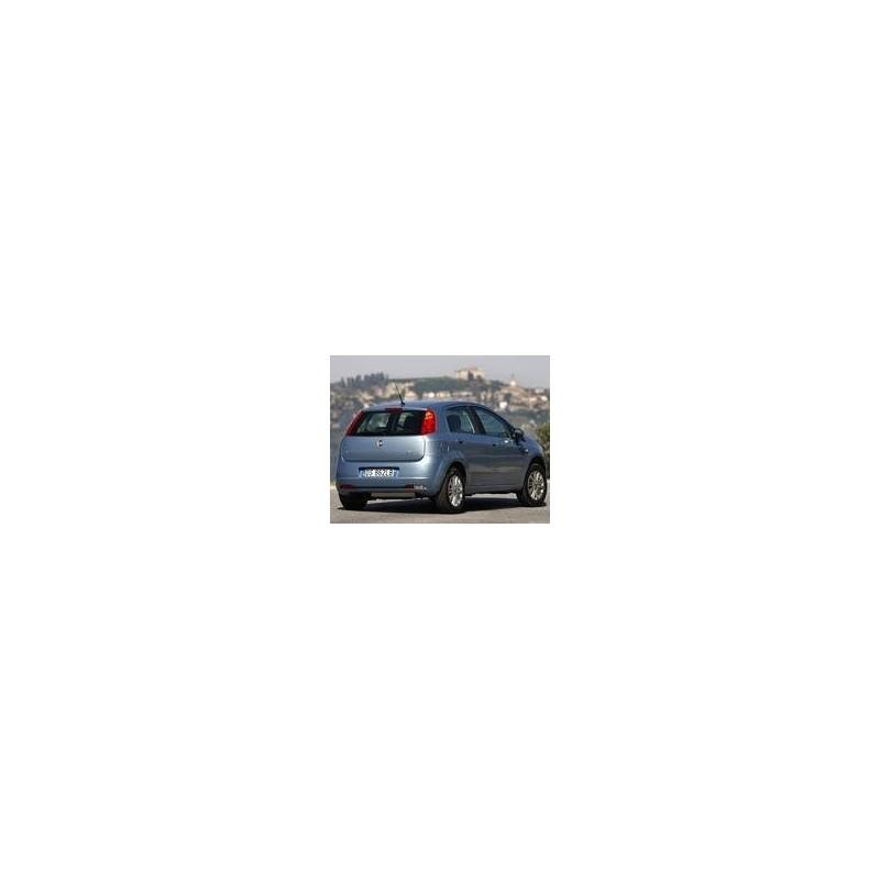 Kit film solaire Fiat Grande Punto (3) 5 portes (2005 - 2009)