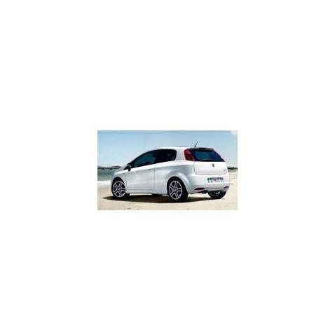 Kit film solaire Fiat Grande Punto (3) 3 portes (2005 - 2009)