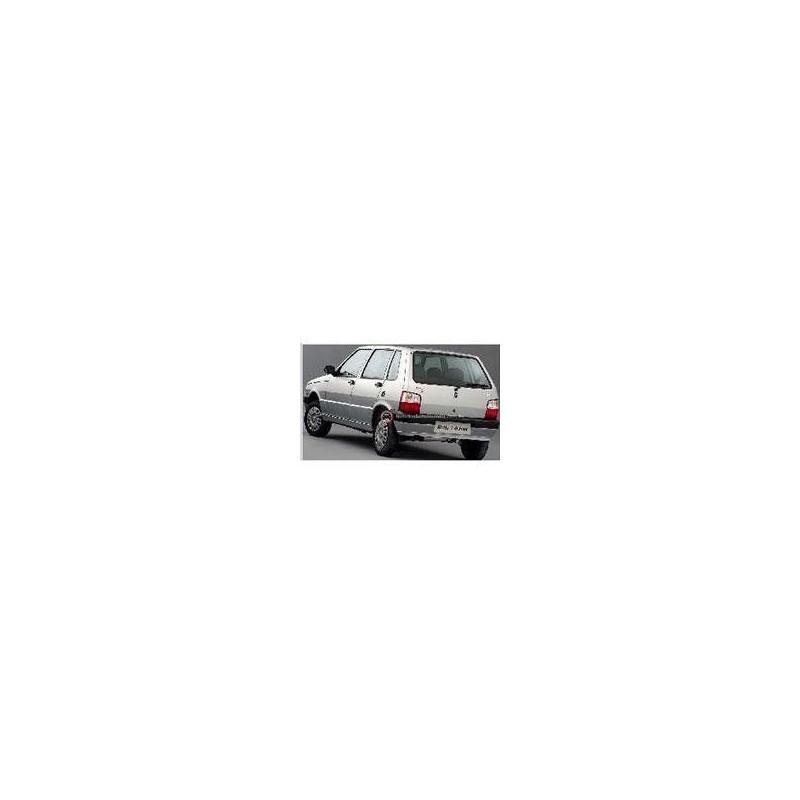 Kit film solaire Fiat Mille 5 portes (depuis 2004)