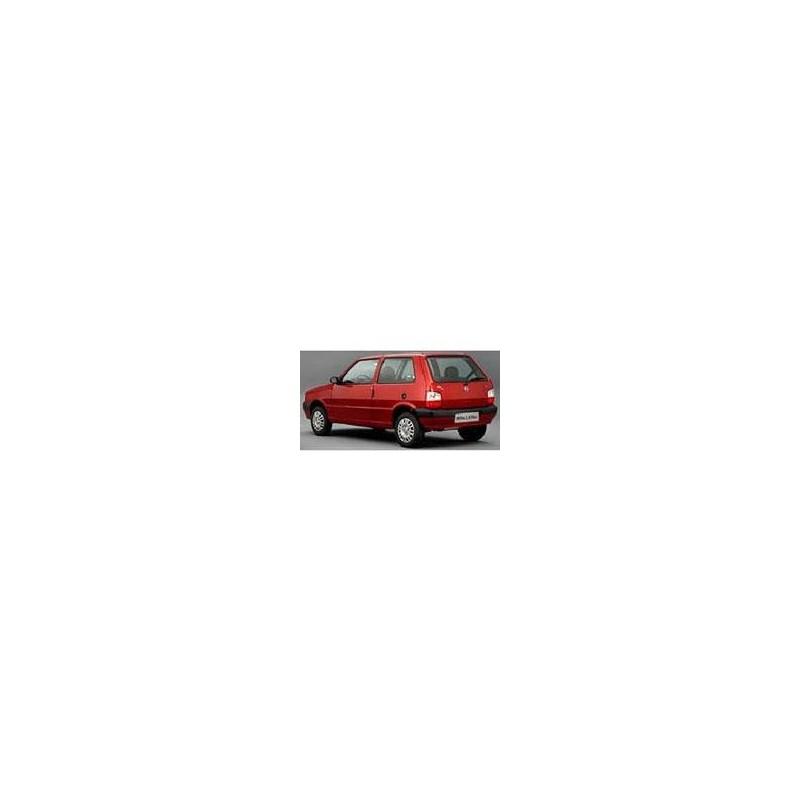 Kit film solaire Fiat Mille 3 portes (depuis 2004)