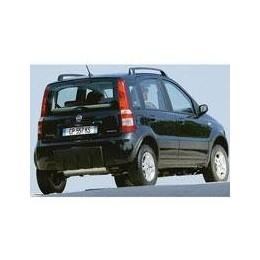 Kit film solaire Fiat Panda (2) 5 portes (2003 - 2012)