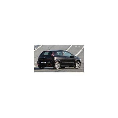 Kit film solaire Fiat Punto (3) Evo 3 portes (depuis 2009)