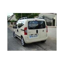 Kit film solaire Fiat Qubo (1) Fiorino 6 portes (depuis 2008) 2 portes arrières