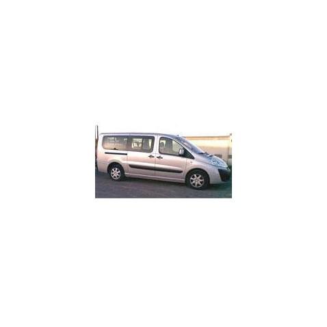 Kit film solaire Fiat Scudo (2) Long 4 portes (depuis 2007) avec hayon