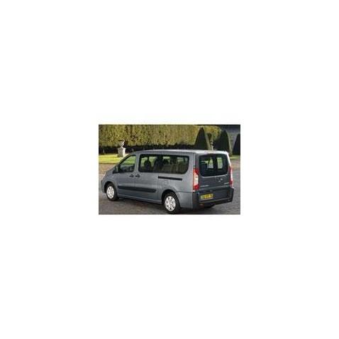 Kit film solaire Fiat Scudo (2) Long 6 portes (depuis 2007) 2 portes latérales et 2 portes arrières
