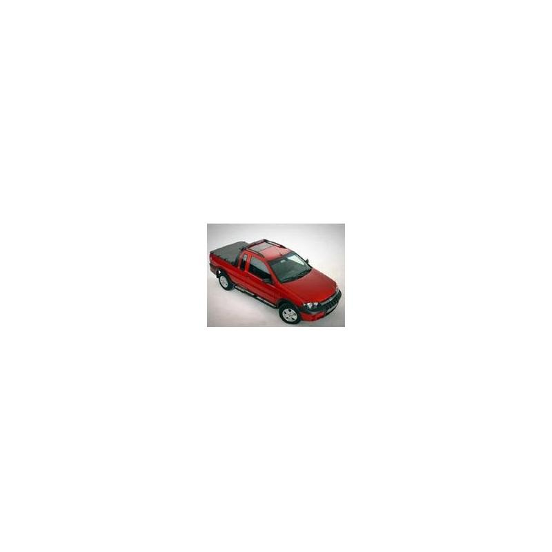 Kit film solaire Fiat Strada (1) Extend Cab Pick-up 2 portes (1998 - 2007)