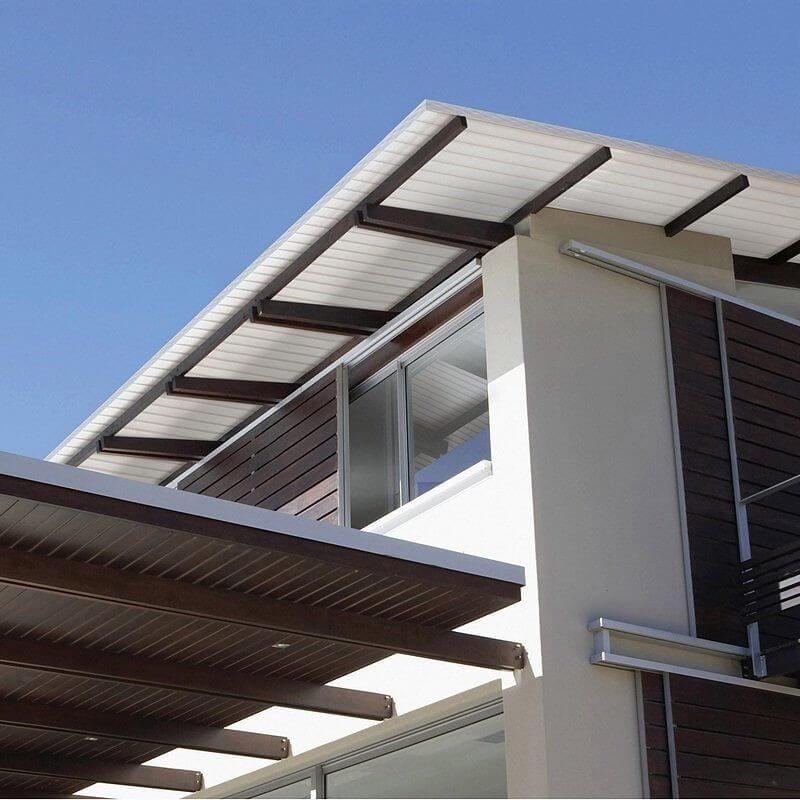 Laque solaire pour vitrage toit polycarbonate plexiglass lexan skydome verrière
