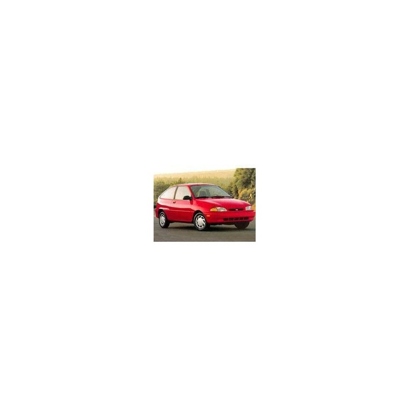 Kit film solaire Ford Aspire 3 portes (1993 - 1996)