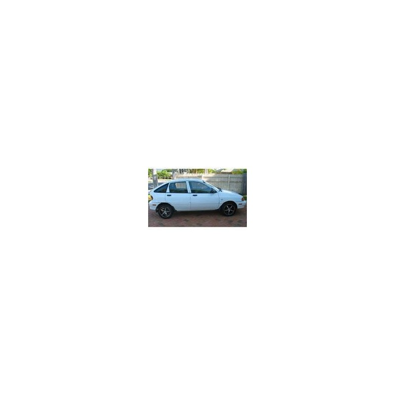 Kit film solaire Ford Aspire 5 portes (1993 - 1996)