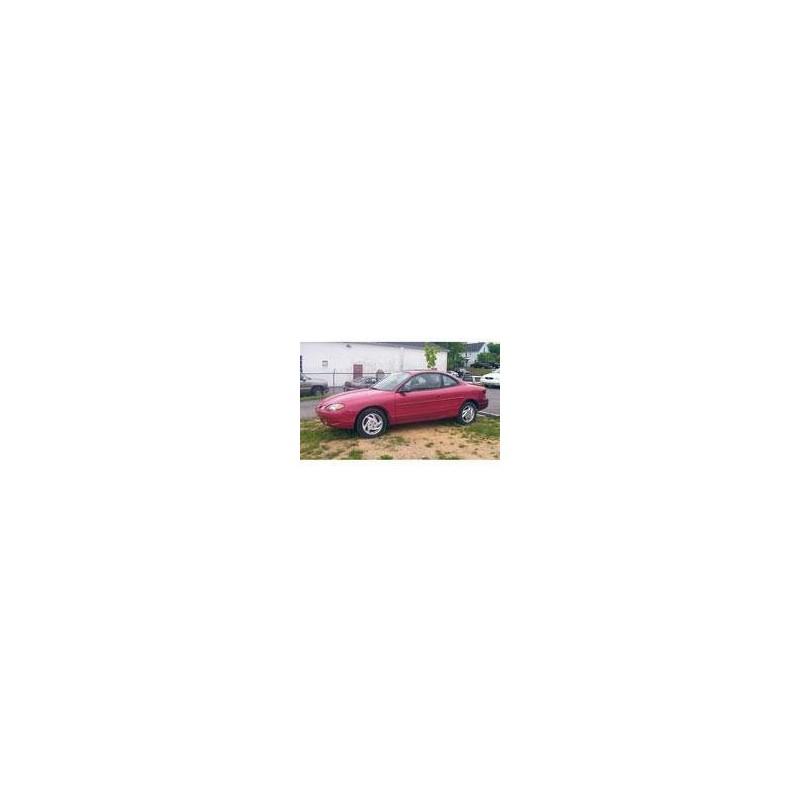 Kit film solaire Ford Escort (3) Coupe 2 portes (1997 - 2000)