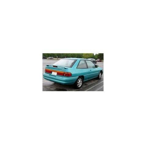 Kit film solaire Ford Escort (2) Coupe 2 portes (1991 - 1996)
