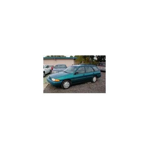 Kit film solaire Ford Escort (2) Wagon Break 5 portes (1991 - 1996)